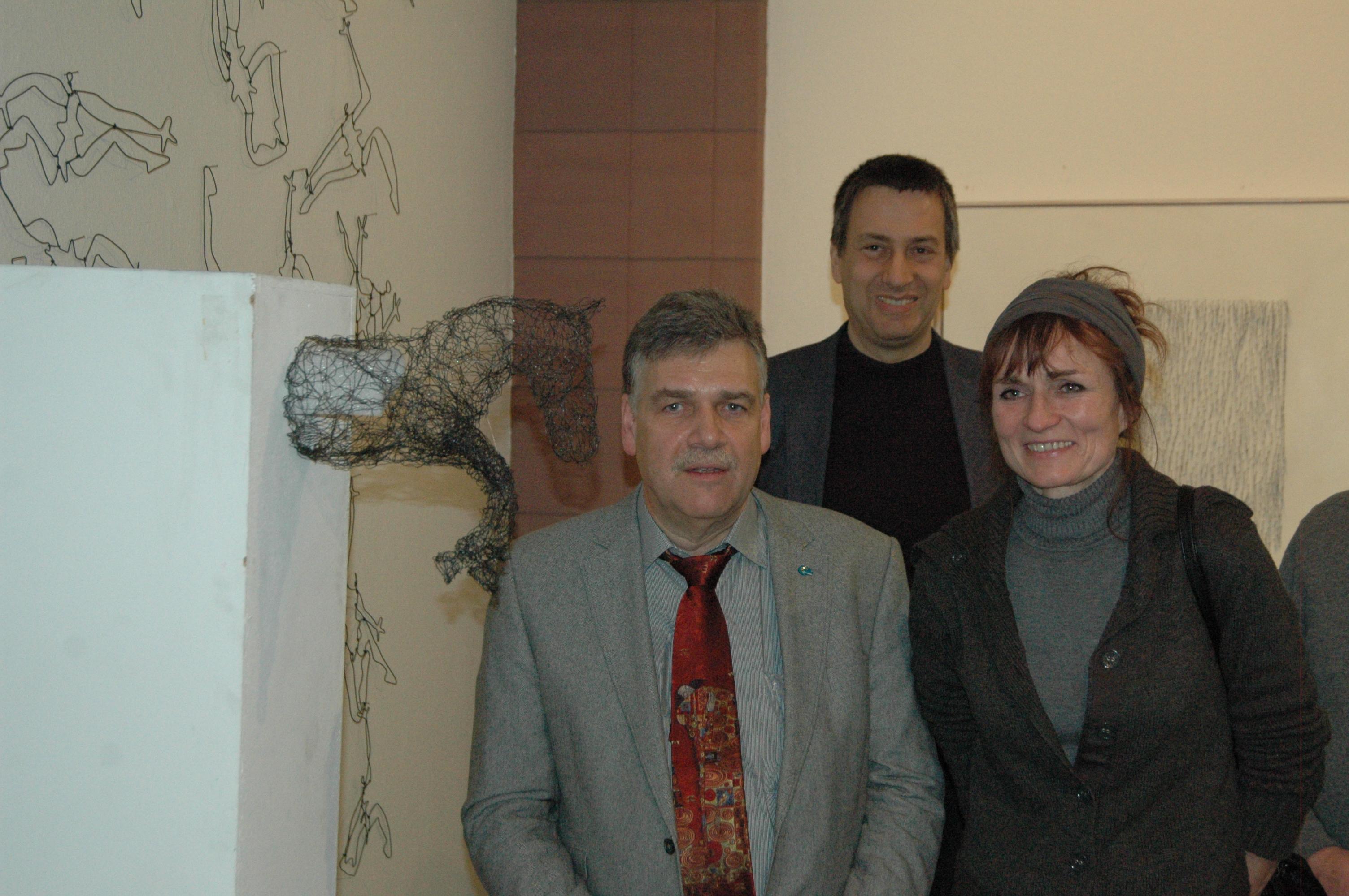 Neues Kunstwerk für das Drahtmuseum! | Freunde der Burg Altena